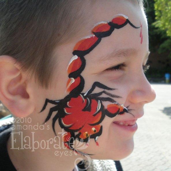 Scorpion Face