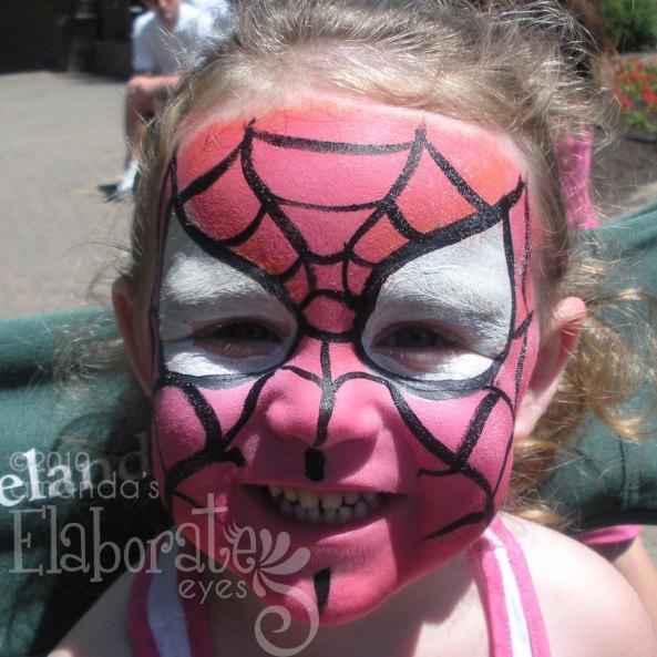 Spider Girl!