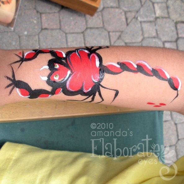 Scorpion Arm