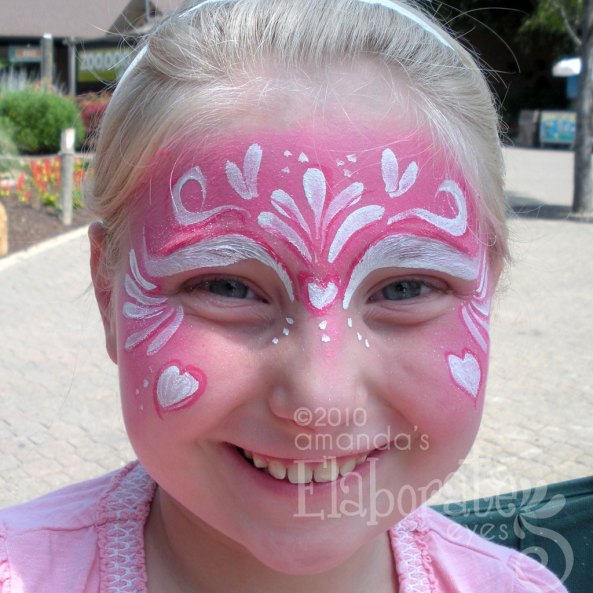 Pink Birthday Crown