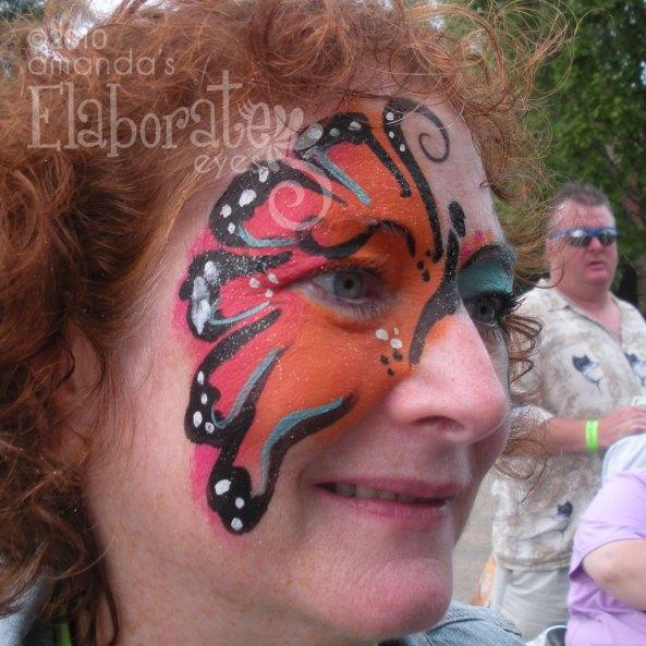 Half Butterfly