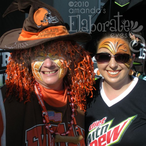 Browns Witch & Me