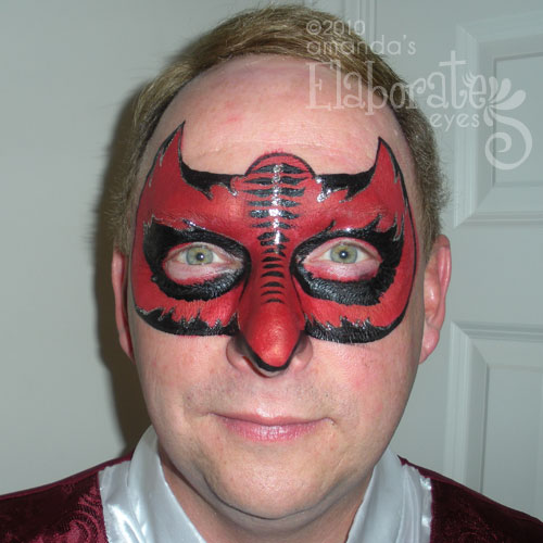 Diablo Mask
