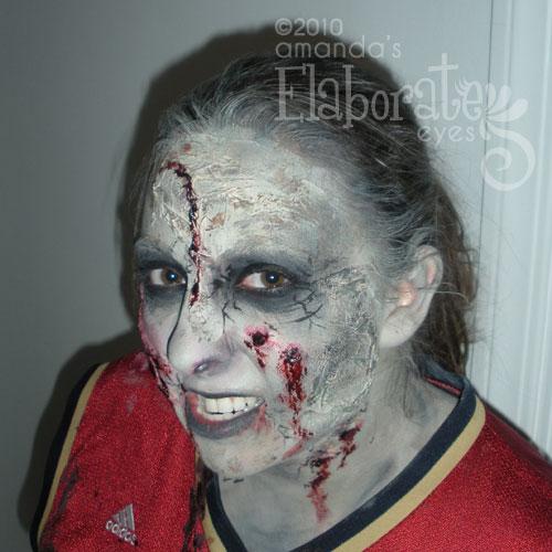 Amanda Zombie 2