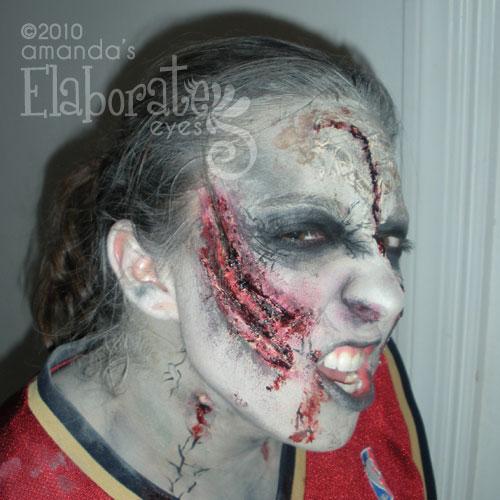 Amanda Zombie 1