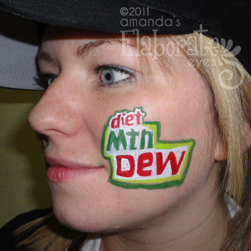 Diet Mtn Dew Fan!