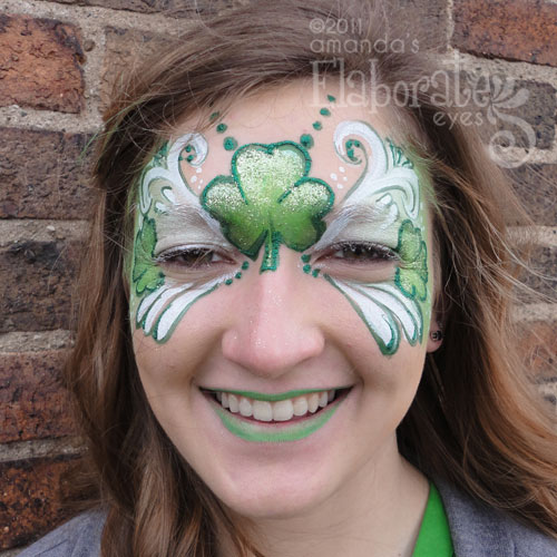 Irish Princess Mask