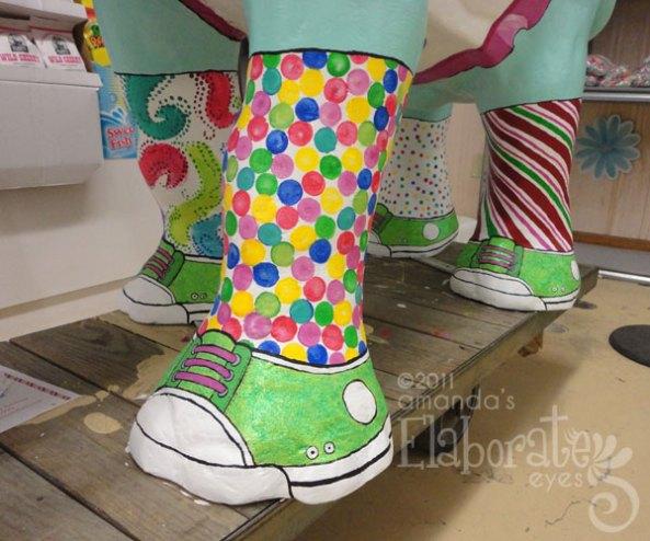 Tallulahs Fancy Shoes