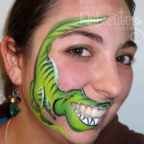 Face Painting Classes Nyc