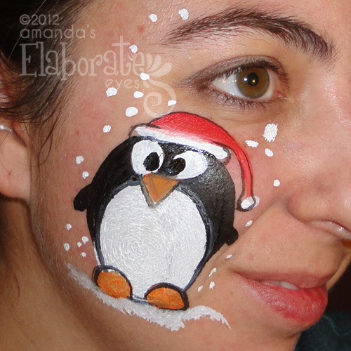 Puffy the Penguin
