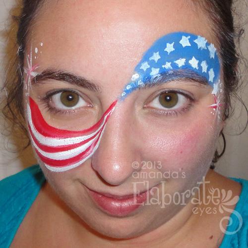 Face Flag