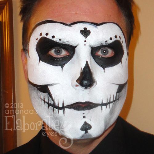 Mal Sugar Skull