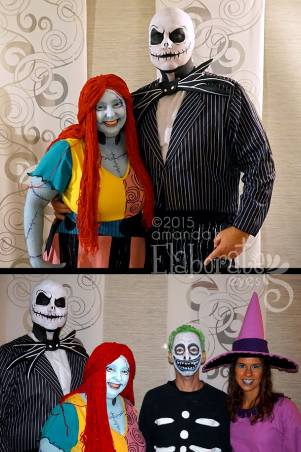 Nightmare Before Christmas Gang